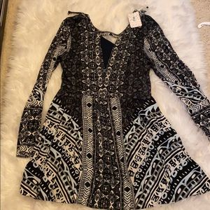 Free People dress; Never worn, tag on